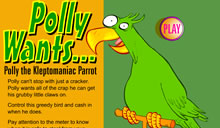 Polly wants