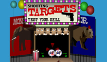 Shooting Targets