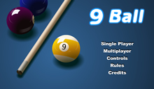 9 ball jeu de billard