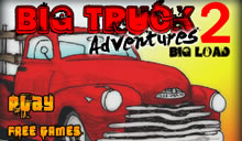 jeu Big Truck Adventures 2