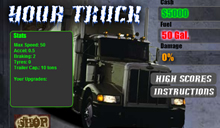 jeu Ice Road Truckers 2