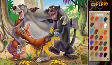 jeu Jungle Book
