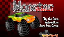 jeu Monster Wheelie