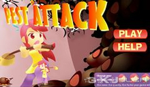 jeu Pest Attack