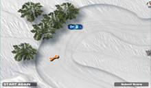 jeu Snow Drift Racing