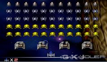 jeu Space invaders