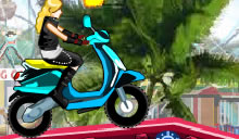jeu Up hill rush V2